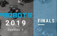 2019 ProBots Season 1 FINALS