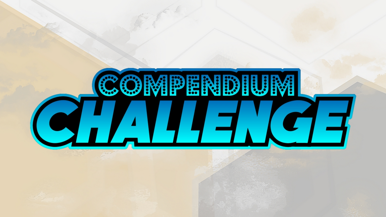 Compendium Challenge Season 2 Coming Up