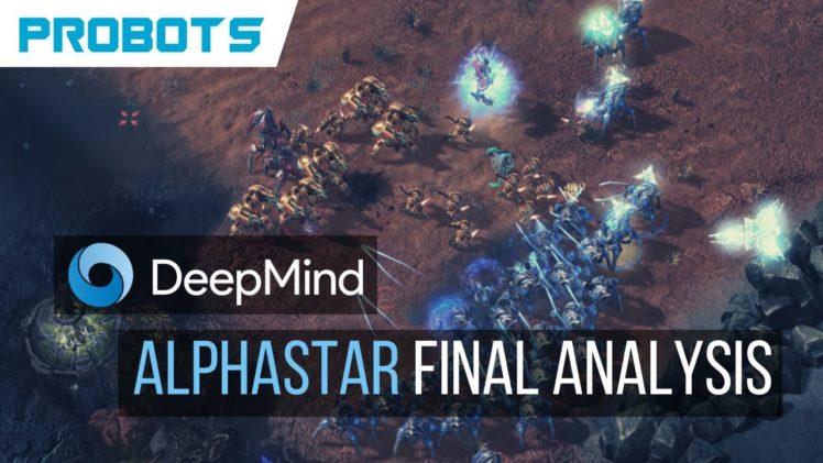 AlphaStar Final Ladder Game Analysis ft Steven Brown
