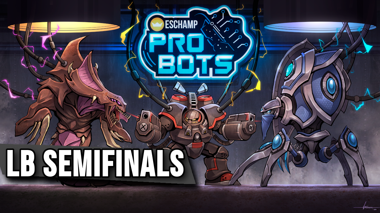 probots scene with LB semifinals